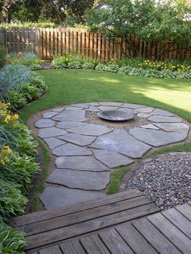 Easy and cheap outdoor spaces 18